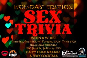Sex Trivia Holiday 56962406155663113_o