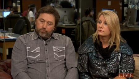 Lisa and Al Robertson abortion