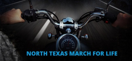 North Texas Ride for Life Bikers prolife