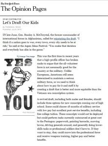NYT DRaft Kids