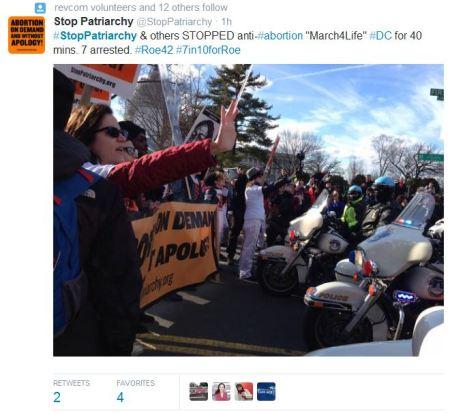 Stop Patriarchy MFL abortion 2015
