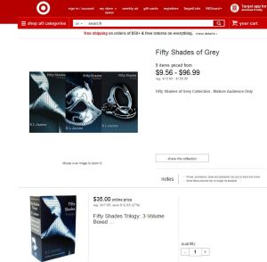 50 Shades of Gret handcuffs movieTarget