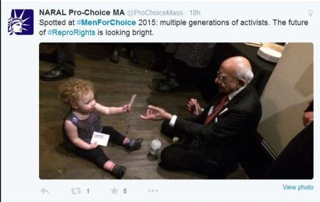 Men for Choice NARAL Future generations