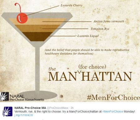Men for Choice NARAL Mass