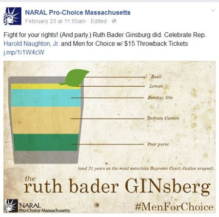 NARAL RBGinsburg Feb 2015 Men for Choice FB  2 852689446501722369_n