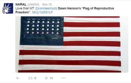 NARAL-Repro-Flag-Tweet-
