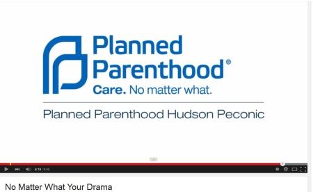 No matter your drama PP Hudson Peconic