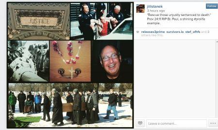 Paul Odonnell Funeral