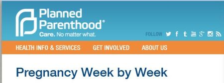 Planned Parenthood week to week
