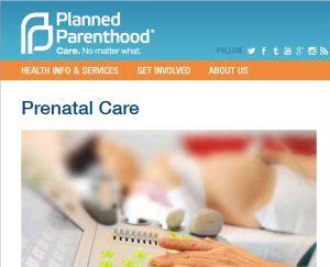 PP Prenatal Care