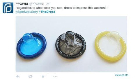 PP The DRess Condom