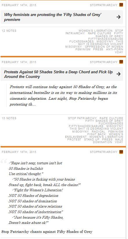 Stop Patriarchy 50 shades 3