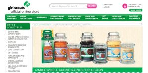 Tankee Candles GS