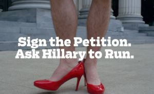 Bill for First Lady petition