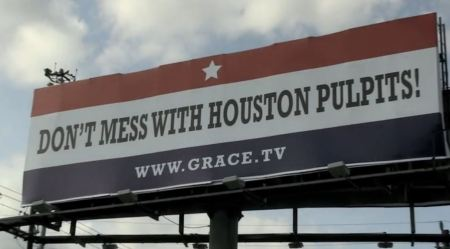 Dont mess with Houston Pulpits