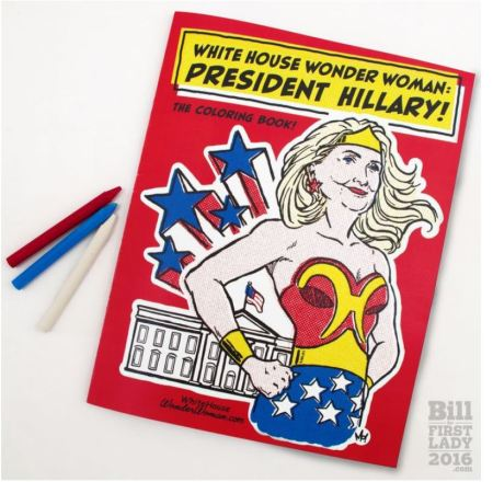 Hillary Bill for first lady