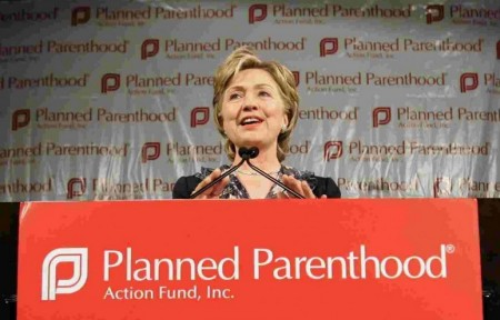 hillary clinton Planned Parenthood