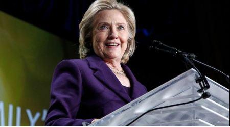 Hillary CLinton pro abortion Emilys List 2015