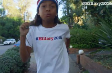 Hillary vid Black girl abortion