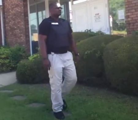 Jerome Chatman abortion clinic security guard