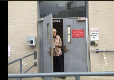 Jill Stanek released from jail Boehner officer abortion prolife