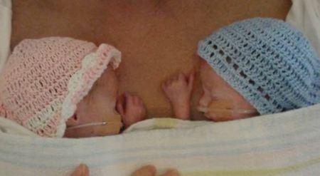 Kate Ogg Baby Twins 3
