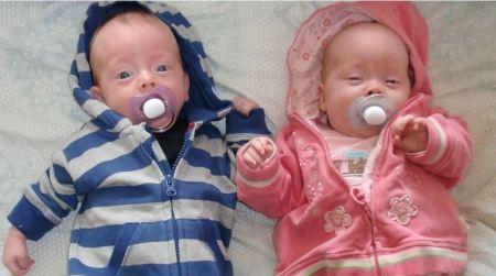 Kate Ogg Baby Twins