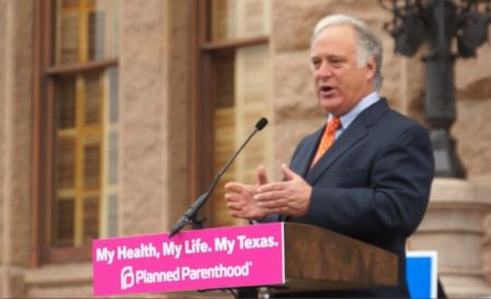 Kirk Watson Planned Parenthood