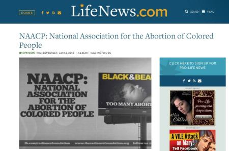 Life News Ryan NAACP story