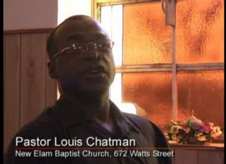 Pastor Louis Chatman