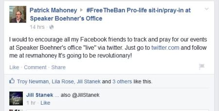 Pat and Jill Free the ban
