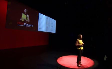 Ted Talks Baby shame Canberra abortion