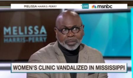 Willie Parker Melissa Harris Perry