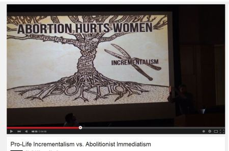 Abortion Hurts Women Debate