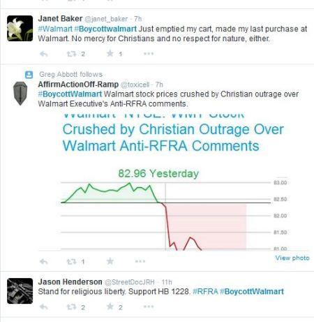 Boycott WalMart RFRA2