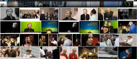 Hillary CLinton at the Planned Parenthood Gala 2009 Margaret Sanger Award