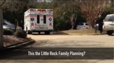 Little Rock Family Planning 911 emergency abortion