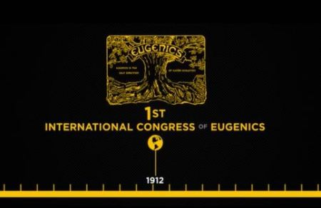 1912 firist international congress on eugenics