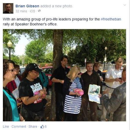 Brian Gibson Freetheban boehner