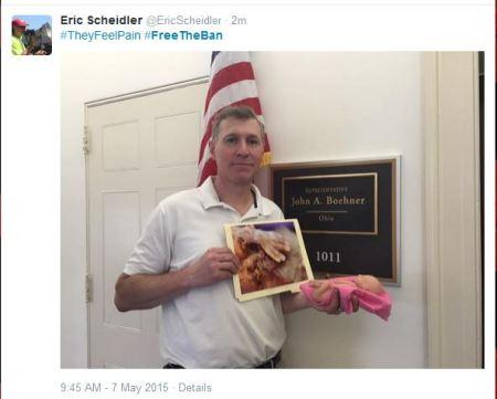 Eric Scheidlet theyfeelpain boehner freetheban
