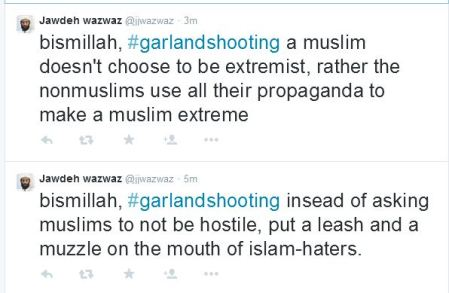Garland porislam tweets
