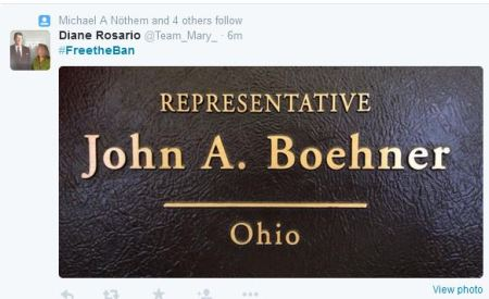 Johner Boehner Freetheban prolife abortion
