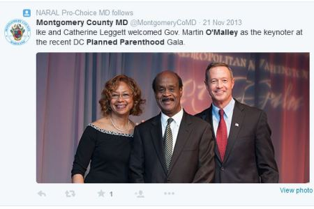 Marti OMalley Maryland Gov keynote Planned Parenthood