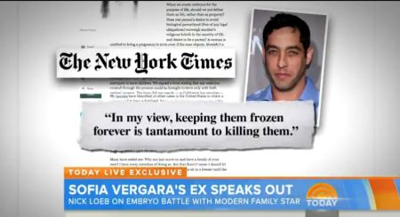Nick Loeb embryo killing abortion NY Times