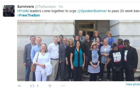Prolife leaders freetheban Boehner abortion
