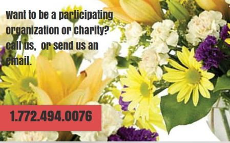 Touched by flowers charity planned parenthood