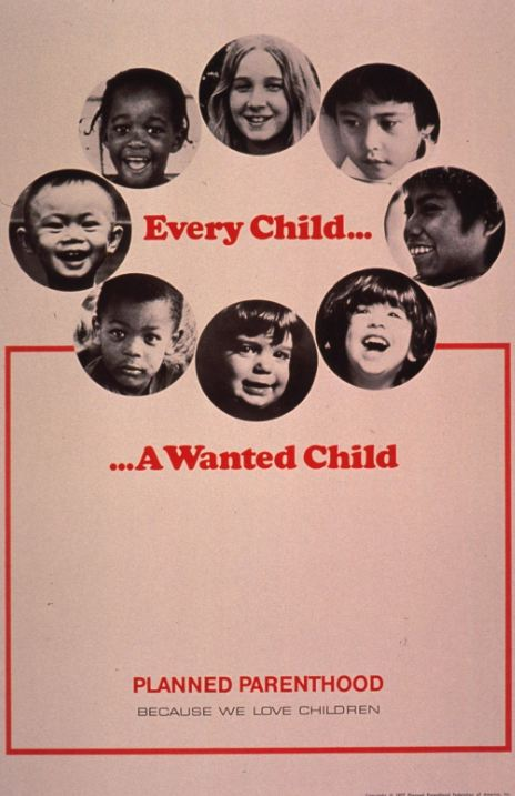 EVery CHild a Wanted One Planned Parenthood