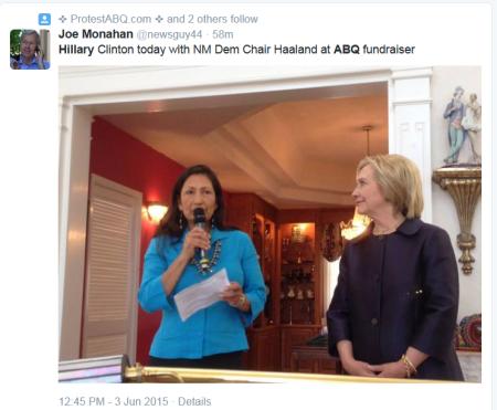 Hillary ABQ