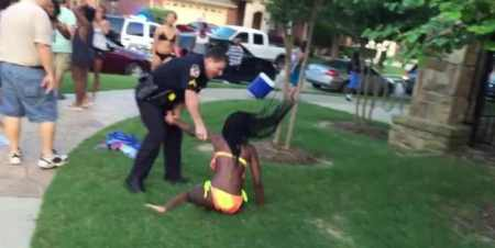 McKinney Pool Party police 480-700x352