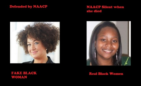 Rachel Dolezal NAACP TOnya Reaves